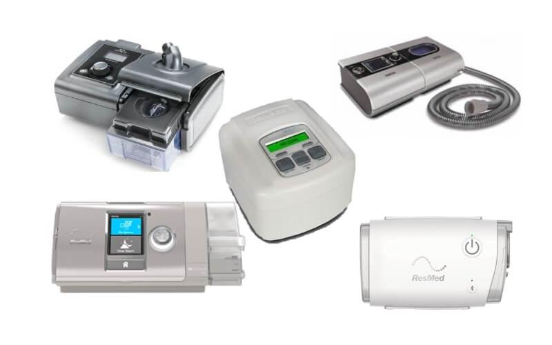 Continuous Positive Airway Pressure Machines (CPAP) for Sleep Apnea